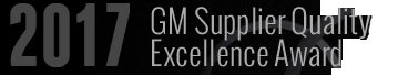 GM 2017 Excellence Award