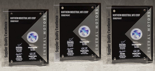 GM Supplier Awards 2018